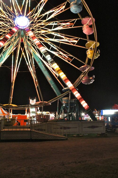 homoeostasis:    Brampton Fall Fair