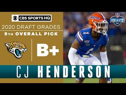 The Jaguars Fill A Major Need With Cj Henderson Ninth Overall 2020 Nfl Draft With The 9th Pick In The 2020 Nfl Draft The Jackso In 2020 Nfl Draft Cbs Sports Jaguars