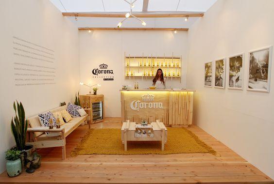 Galería - LaPlaza y Cerveza Corona; la primera comunidad de diseño chileno crea una línea de mobiliario inspirado en la marca - 24