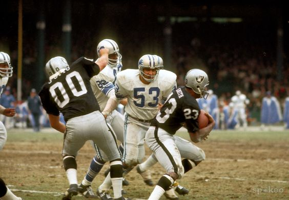 Jerseys NFL Online - Detroit Lions linebacker #53 Mike Lucci in action against the ...