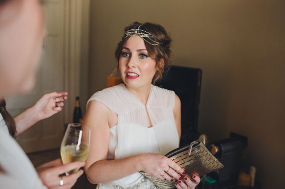 bohemian london wedding hair and make up by kylie mcmichael