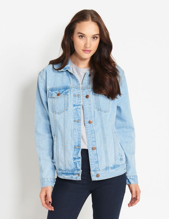 Image for Oversize Vintage Denim from Dotti NZ
