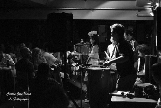 Show banda de María Constanza Música: