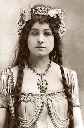 Alexandra David-Néel: Born in 1868 in Paris, by the time she was 18 she'd traveled around Europe & was a member of the Theosophical Society. When she was in her 40s she traveled to India to study Buddhism, met a prince, and possibly had an affair with him. During her travels in Asia, she lived in a cave, adopted a monk & traveled to Tibet at a time it was closed to foreigners. She met the 13th Dalai Lama which no European lady had ever done before. She died AT THE AGE OF 101 in 1969.