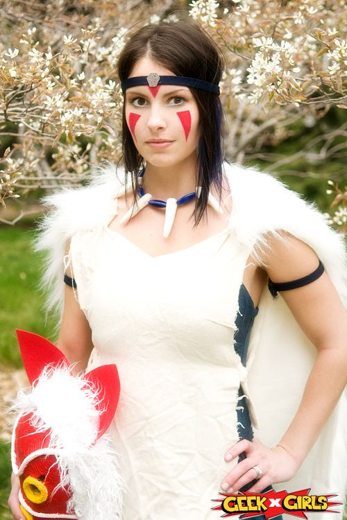 A Princess Mononoke Cosplay You Have To See