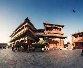 Peking-Panorama