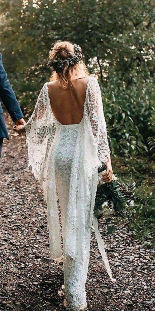 15 Cheap Wedding Ideas On A Budget Best Wedding Style Lace Rustic Wedding Rustic Wedding Dresses A Line Wedding Dress