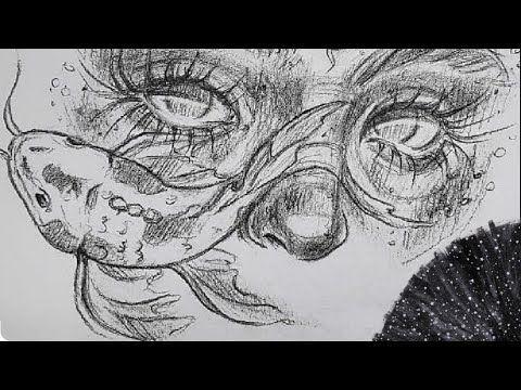 افكار رسم بسيطة وسهلة اسهل رسمة تعبيرية لعيون بالرصاص رسومات سهلة و جميلة بالقلم الرصاص Youtube Pencil Drawings Pictures To Draw Art