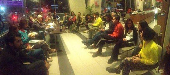 SEA BOGOTÁ_equipo organizador e invitados internacionales. Diálogos compartidos.