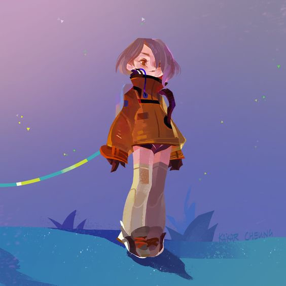 Image result for astroneer character girl