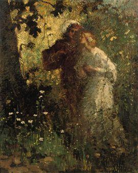 Jonge liefde: Robert Archibalt Graafland 1875-1940