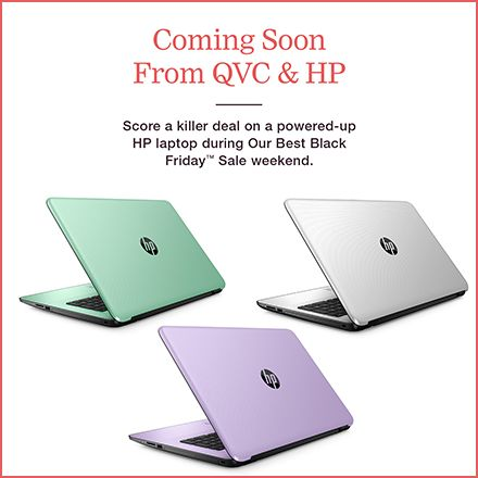 Best Laptop Black Friday Deal from QVC and HP - Jessica McFadden is A Parent in America – One Funny Mother Blogger - because we all need that amazing, blow em away holiday present!