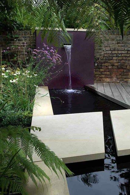 Water Feature  Garden Design Ideas  Garden Ideas (EasyLiving.co.uk