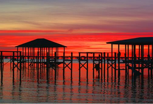 Near the Causeway in Mandeville, LA - Gorgeous place to live.  I was lucky to spend six years of my life in this city.
