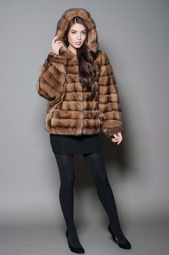 Acheter un manteau de zibeline moscou pas cher fourrure vison et zibeline - Site de laine pas cher ...