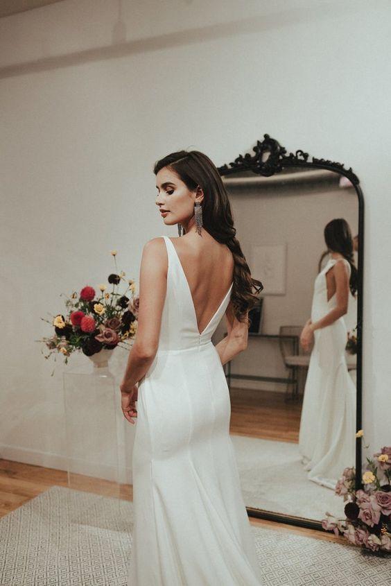 #weddingdress #alternativebride #indiebride #bridalgown
