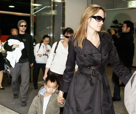 Brad Pitt & Angelina Jolie Divorce: A timeline of their relationship