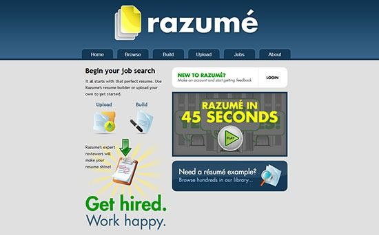 20-Most-Beneficial-Websites-For-Resume-Building-Resumonk Cool - how to upload resume