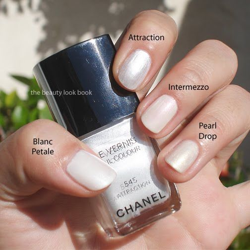 Chanel Attraction 545 Le Vernis Chanel Nail Polish Chanel Nails Cafe Makeup