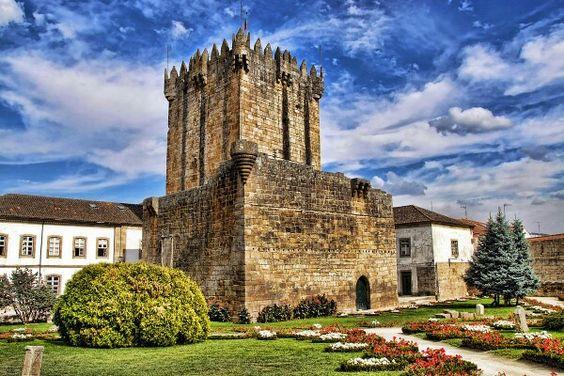 Castle de Chavais, Portugal