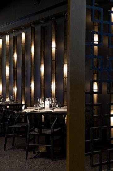 Duck duck restaurant design and ducks on pinterest for Buro architectes