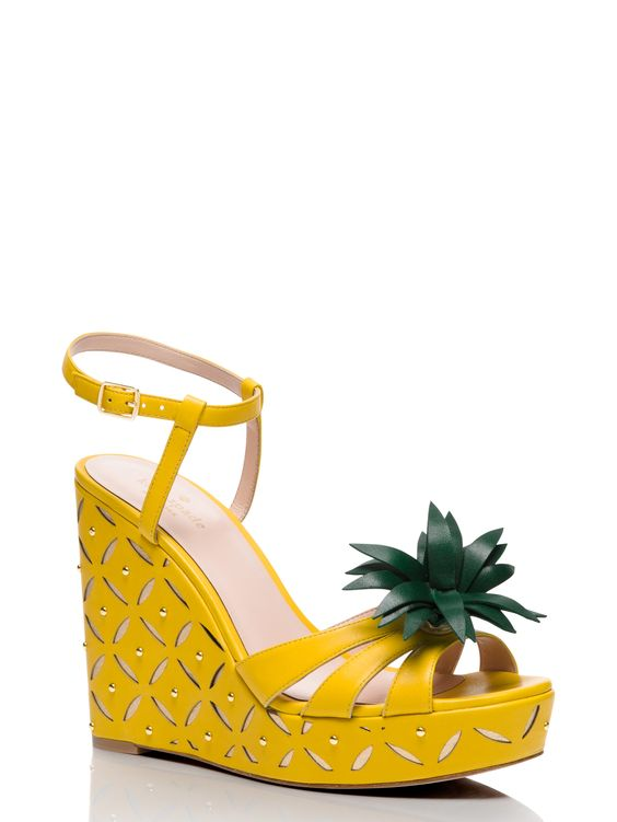 pineapples wedges... serious aren