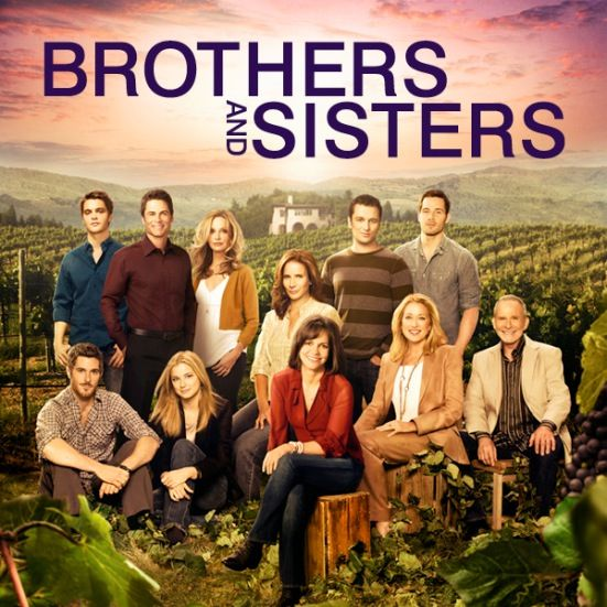 Serie Brothers And Sisters
