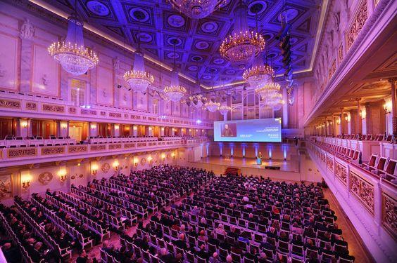 Der Festsaal im Jahr 2013