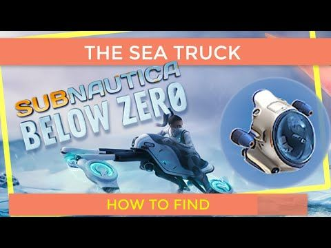 Subnautica Below Zero Finding Sea Truck Fragments Subnauticabelowzero In 2020 Adventure Of The Seas Trucks Sea ▻ the official yogscast store subnautica below zero finding sea truck