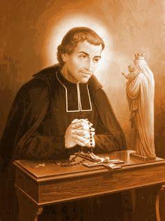 Heilige Louis-Marie Grignon de Montfort