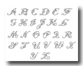 Worksheets Alphabet Cursive S cursive letters and on pinterest fancy individual larger are also presented