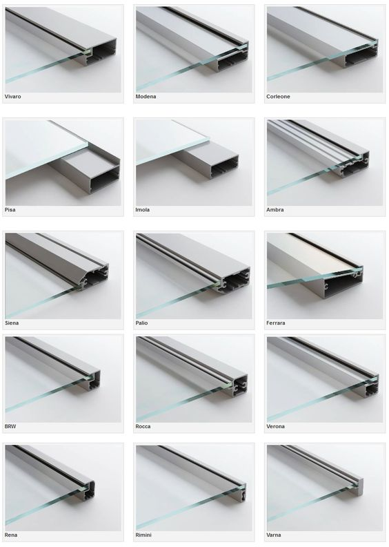 aluminum fronts with frosted glass. aluminum glass cabinet doors ...