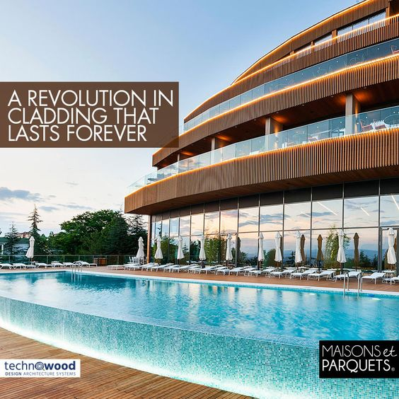 Technowood: A revolution in cladding that lasts forever!