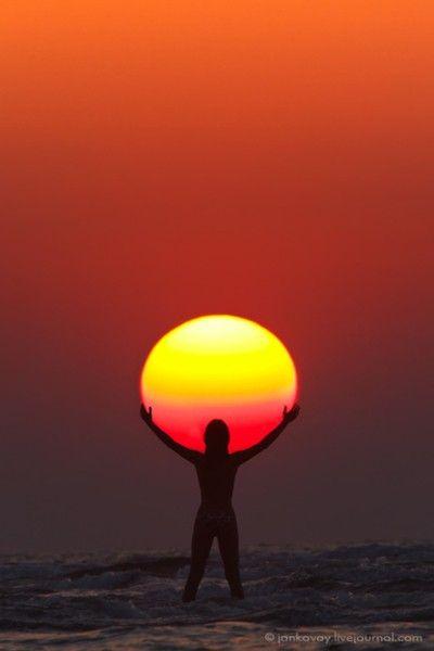 sun sun #sun #photography #silhouette