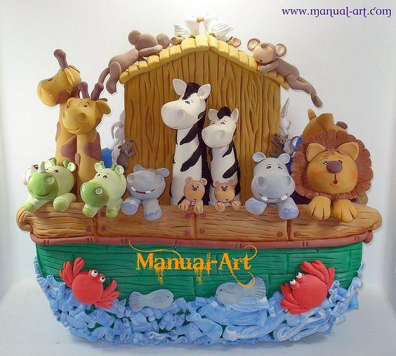 El Arca de Noe by MANUAL-ART, via Flickr