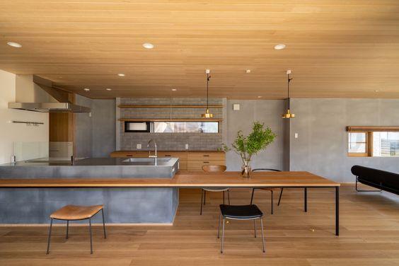 トースター コーディネート インテリア シンプル 木目 イメージ 三菱 ブレッドオーブン