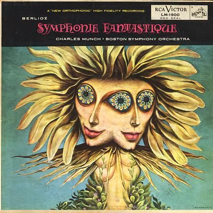 What should I expect from a symphony about a bad acid trip? Why, conjoined twins attached at the eyeball, of course.: