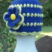 Puffs N' Bloom by Frayed Knot | Crocheting Pattern