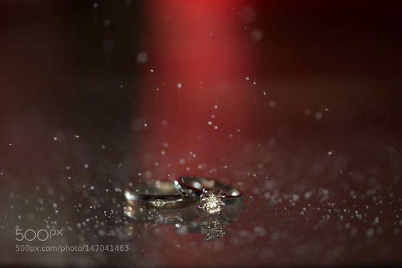 婚礼中的戒指 by 78857de34464ab094f87efd2cd9096604