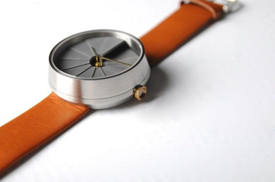 4th Dimension Concrete Wrist Watch