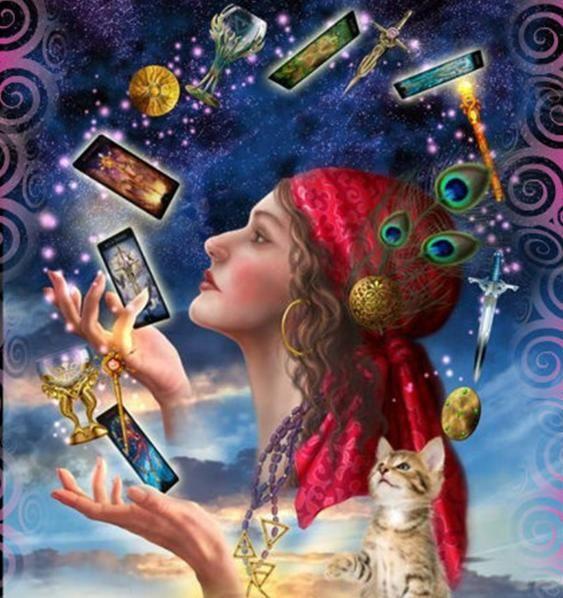 gypsy shuffling tarot cards | Tarot and Oracles | Pinterest | The gypsy, Tarot and Tarot cards