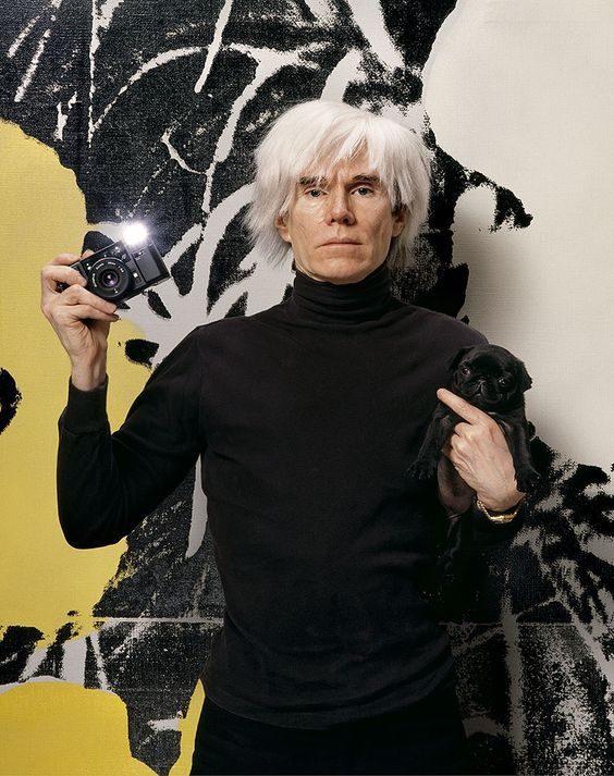 Andy Warhol :: Photo by Gary Heery