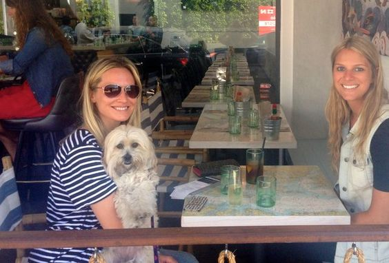 15 #LA spots to enjoy a #SundayFunday of eats and drinks, or any day really, with your four legged friend.