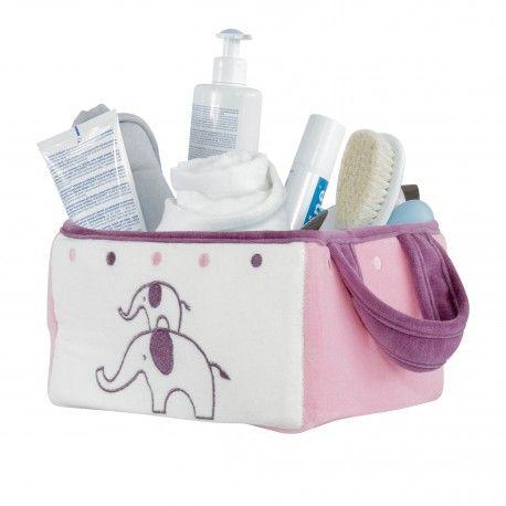 "Baby girl beauty case ""Elephant"" #baby #girl #beauty #case #elephant"