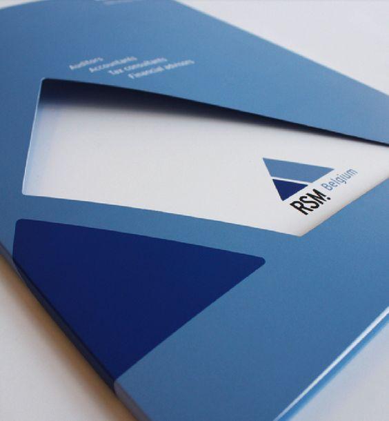 corporate-belgium-presentation-folder-design Design Pinterest - resume presentation folder