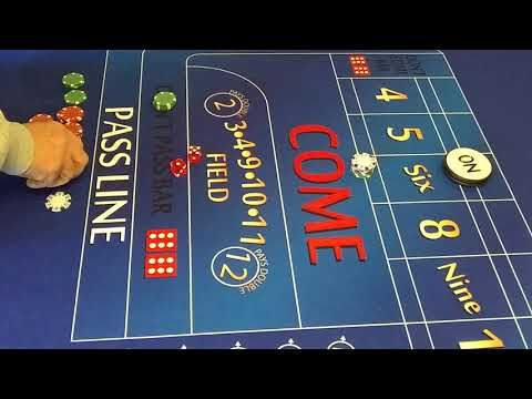 Craps Armenti Hedge To Invest Strategy Color Up With This System Youtube Craps Playing Dice Strategies
