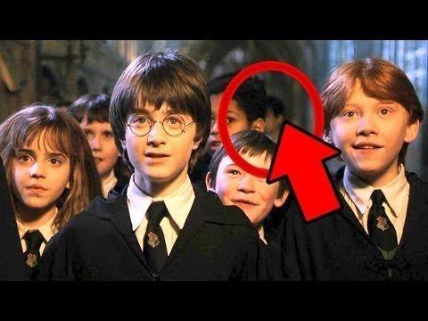 10 Errori Nel Film Harry Potter Youtube Harry Potter Film Playlist
