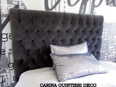 Respaldo cama cabecera sommier capitone varios modelos decoraci n pinterest - Modelos de cabeceras de cama ...