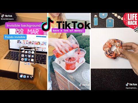 Diy Tik Tok Diy Life Hack Compilation 4 To Do When You Re Bored At Home Life Hacks De Tiktok Youtube Life Hacks Diy Life Hacks Diy Life