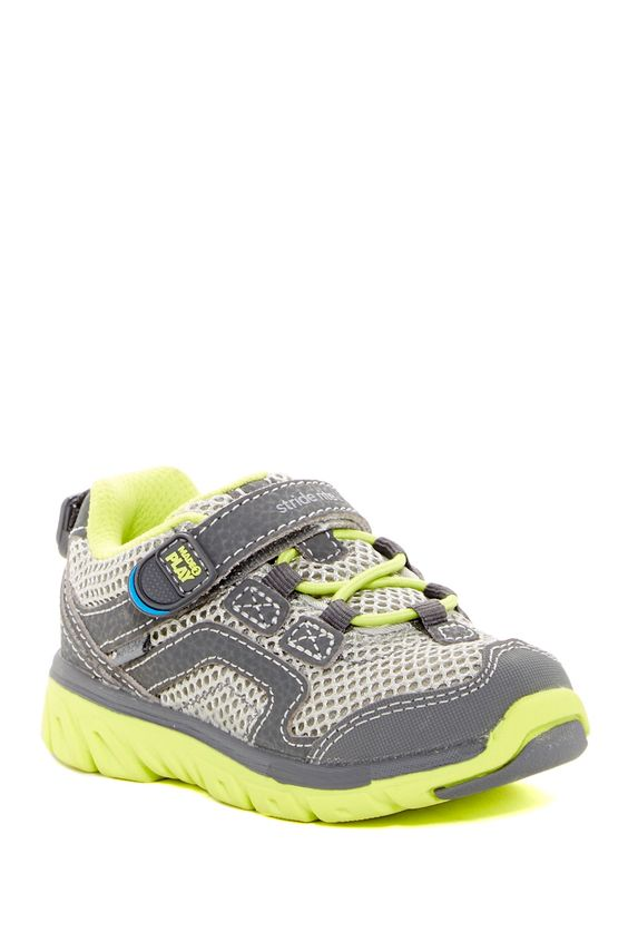 Made 2 Play Baby Jake Sneaker - Wide Width Available (Toddler)